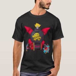 Smiley Ba-Boom T-Shirt