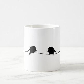 Smiley Birds Coffee Mug