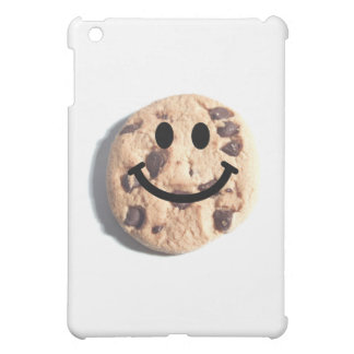 Smiley Chocolate Chip Cookie iPad Mini Cases