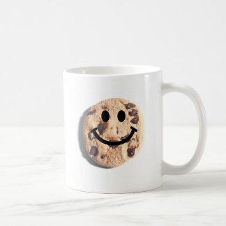 Smiley Chocolate Chip Cookie Mug
