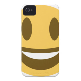 Smiley Emoji Twitter iPhone 4 Cover
