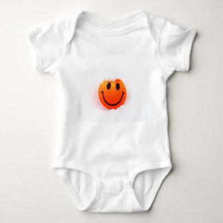 Smiley Face Baby Bodysuit