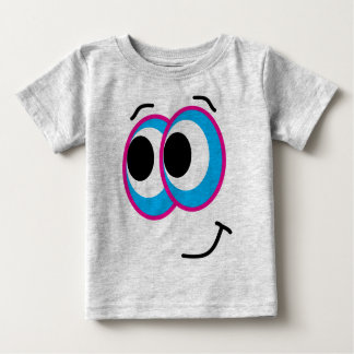Smiley Face Baby T-Shirt