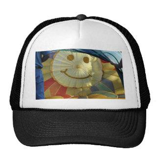 Smiley Face Balloon Hat