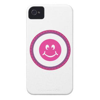 Smiley Face Blackberry Phone Case
