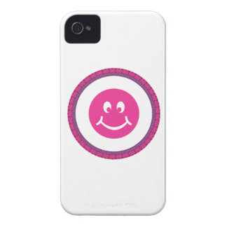 Smiley Face Blackberry Phone Case iPhone 4 Cases