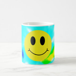 Smiley Face Classic Coffee Mug
