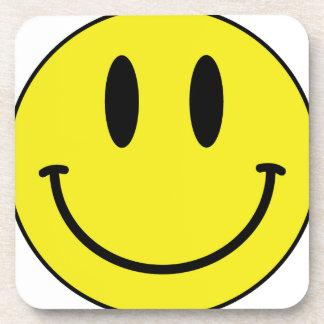 smiley face coaster