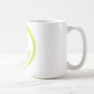 Smiley Face Coffee Mug
