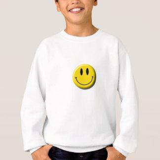 Smiley Face Kid's Sweatshirt