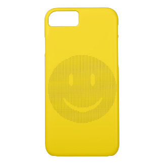 Smiley Face made of Smiley Faces iPhone 8/7 Case