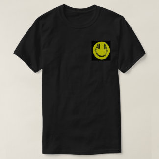 Smiley Face Raver T-Shirt
