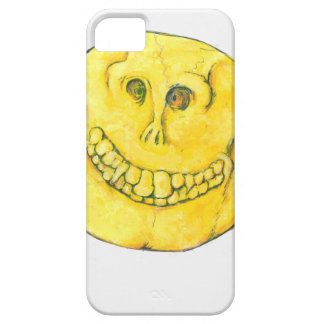 Smiley Face Skull Barely There iPhone 5 Case