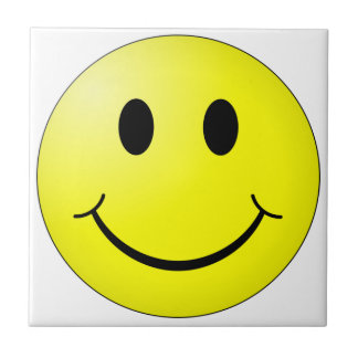 Smiley Face Tile