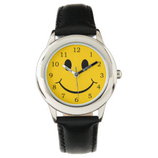 Smiley Face Watch
