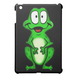 Smiley Frog  Case For The iPad Mini