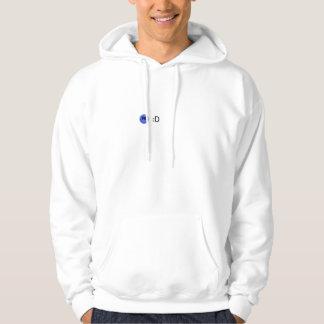 Smiley Hooded Sweatshirt
