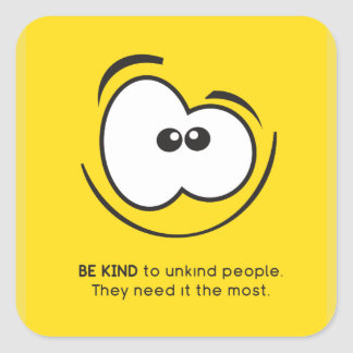 SMILEY KIND | sticker