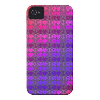 Smiley Love Blackberry Case