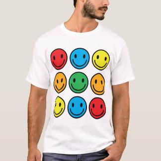 smiley men T-Shirt