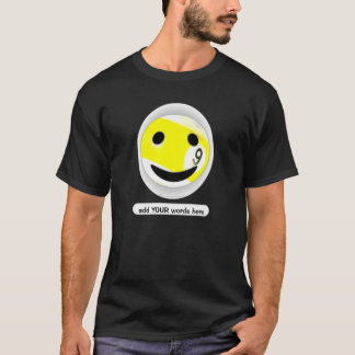 smiley nine ball T-Shirt