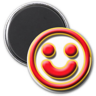 Smiley No 1 Magnet