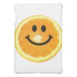 Smiley Orange Slice Case For The iPad Mini