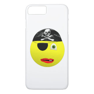 Smiley Pirate iPhone 7 Plus Case