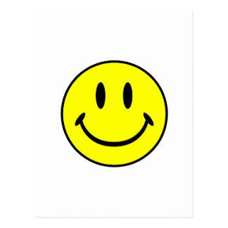 Smiley Postcard