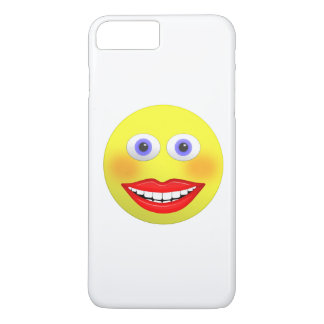 Smiley With Big Smile iPhone 7 Plus Case