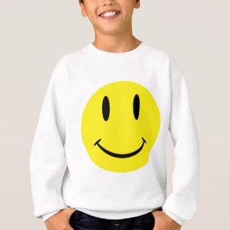 SmileyWithBG Sweatshirt