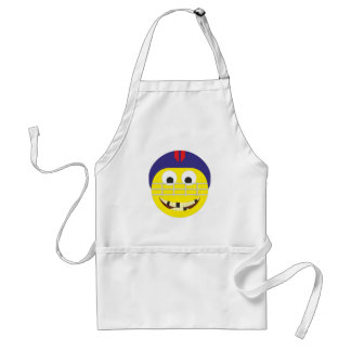 Smilie ice hockey player ice hockey more player apron