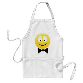 Smilie smartie pants adult apron