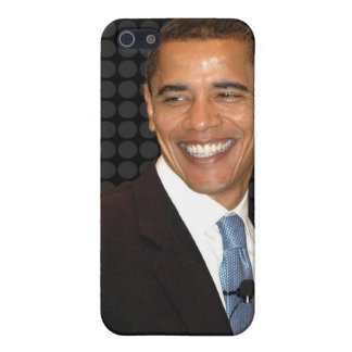 Smilin' Barack Obama Case For iPhone 5