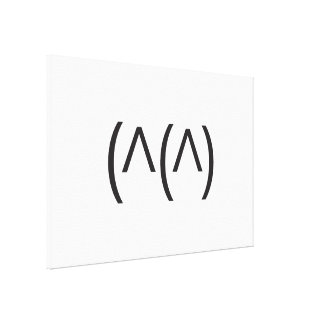 smiling 3.ai stretched canvas prints