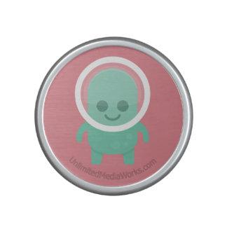 Smiling Alien Speaker