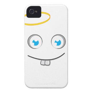 smiling angel face BlackBerry Bold Case