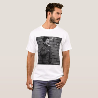 Smiling boy - art photograph shirt