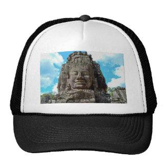 Smiling Buddha Cap