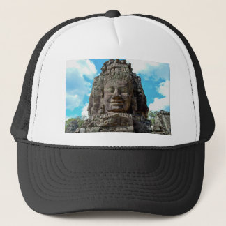 Smiling Buddha Trucker Hat