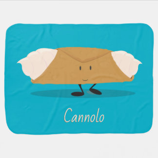 Smiling cannolo | Baby Blanket