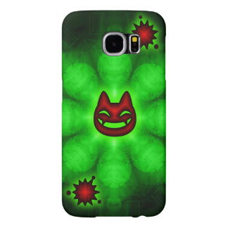 Smiling Cat Samsung Galaxy S6 Cases