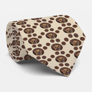 Smiling Chihuahua Tie