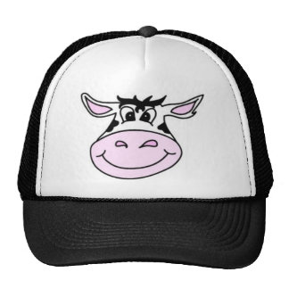 Smiling Cow Hats