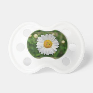 Smiling Daisy Pacifier