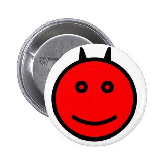Smiling Devil Pin