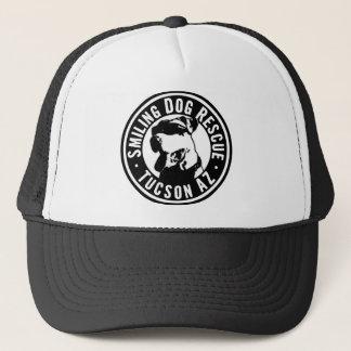 Smiling Dog Rescue Trucker Hat