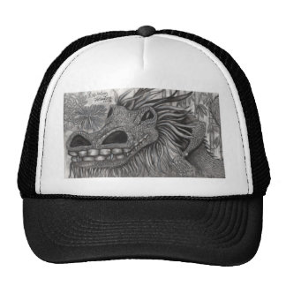 Smiling Dragon Trucker Hat