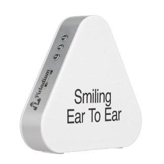 Smiling Ear To Ear.ai Speaker