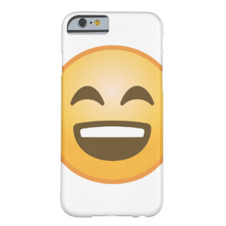 Smiling Emoji Barely There iPhone 6 Case